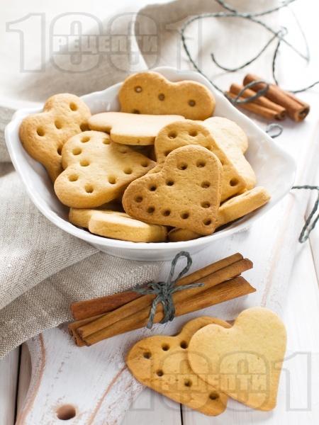 Домашни канелени сладки с мед и канела - снимка на рецептата